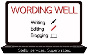 Logo for Wording Well