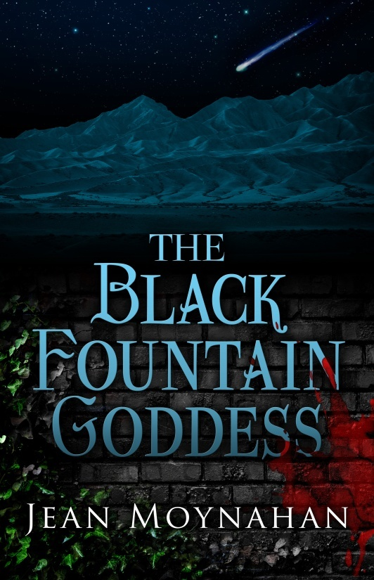 Black Fountain Goddess book cover