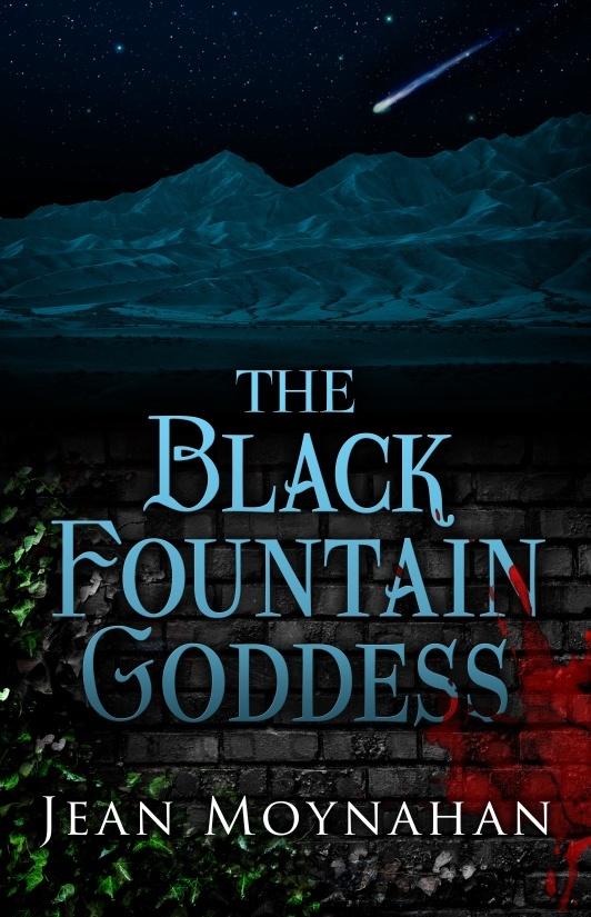 Black Fountain Goddess book cover