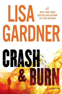Crash & Burn book cover