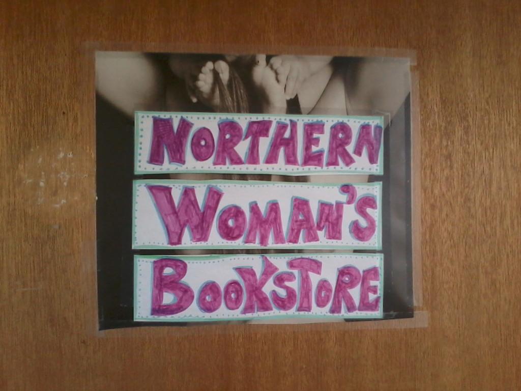 NWB door sign