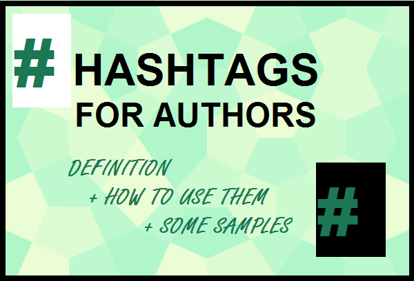 Hashtags for Authors image