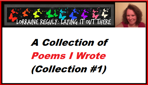 A Collection of Poems I Wrote (Collection #1)