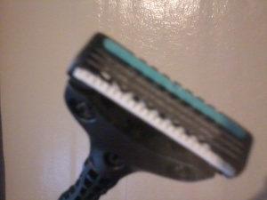 a razor
