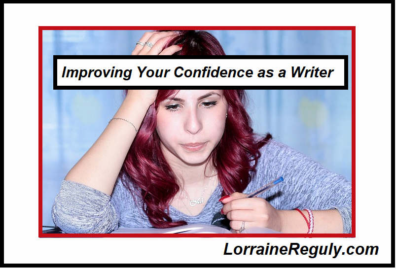 Improving Your Confidence as a Writer