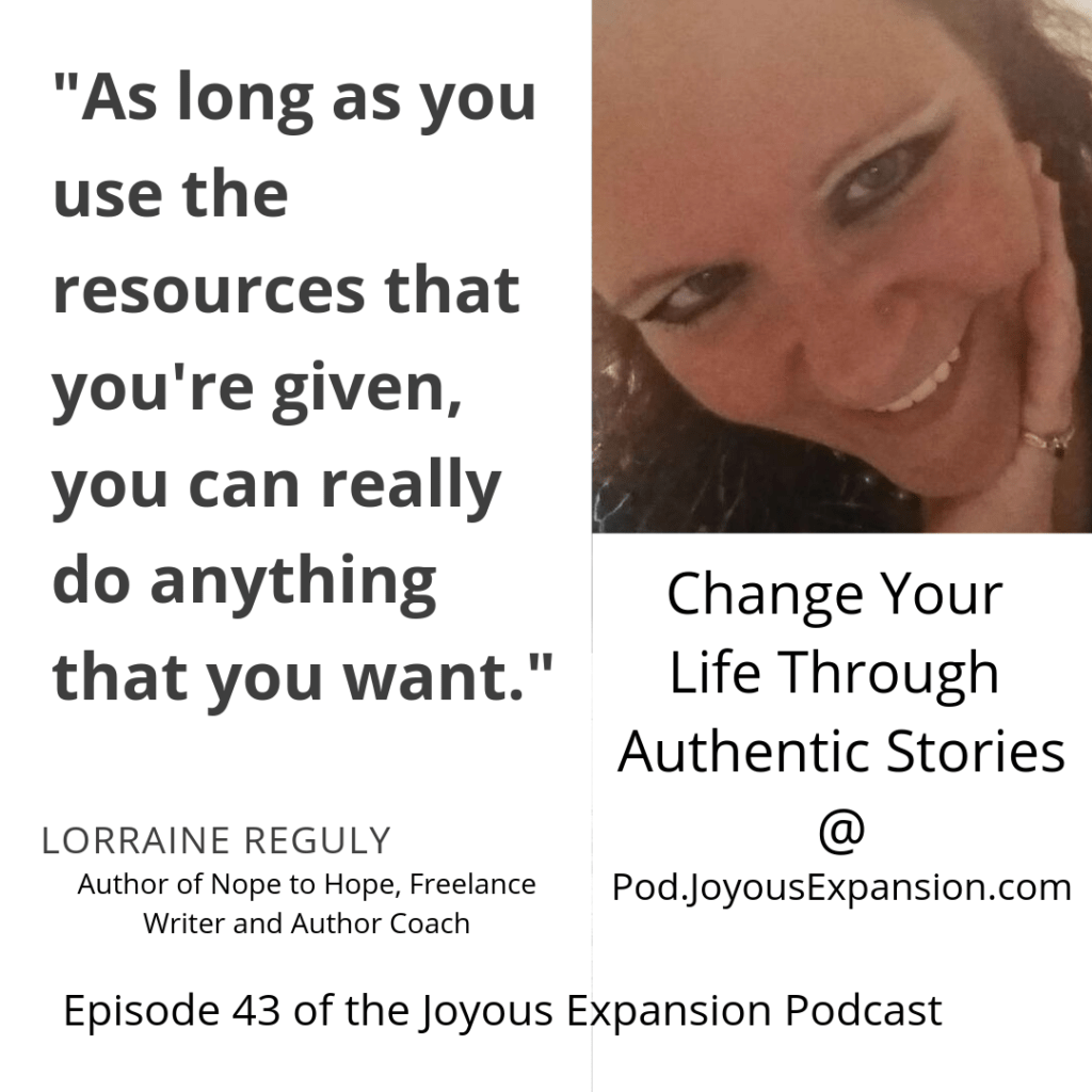 Image from Joyous Expansion podcast 3